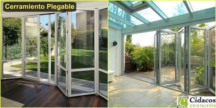 Tipos de cerramientos de cristal que existen actualizado for Cerramientos de jardines fotos