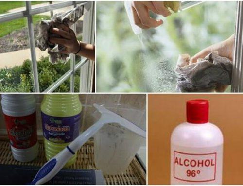 Los mejores trucos para limpiar cristales