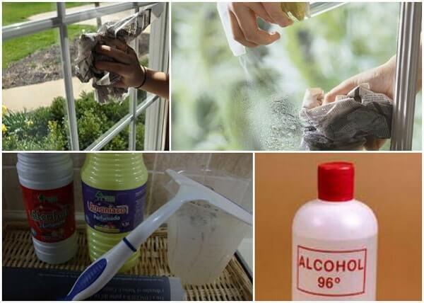 Los mejores trucos para limpiar cristales de forma econ mica - Trucos para limpiar cristales ...