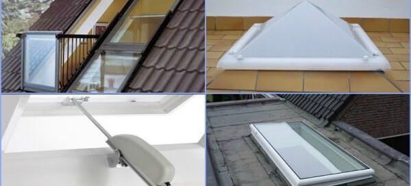 Toda la informaci n trucos y consejos sobre el sector del - Claraboyas para tejados ...