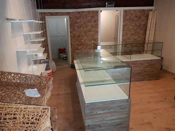 proyecto mesa de cristal