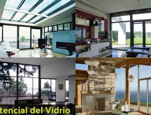 Las mejores ideas con vidrio para tu casa