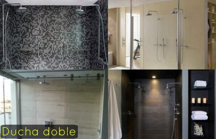 doble ducha