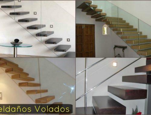 La magia de las barandillas de cristal en tus escaleras