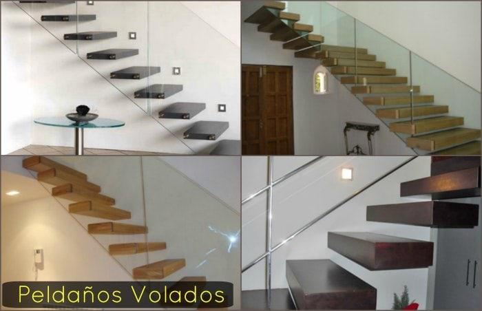 La Magia De Las Barandillas De Cristal En Tus Escaleras - Escaleras-de-cristal-y-madera