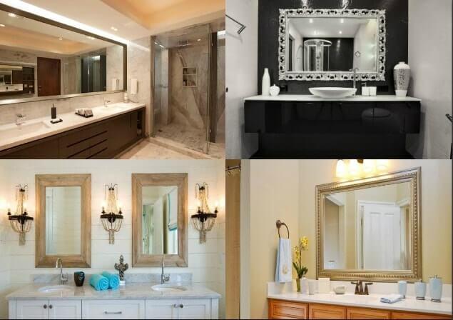 tipos de marcos espejos