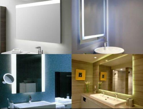 Ideas para transformar el espejo de tu baño